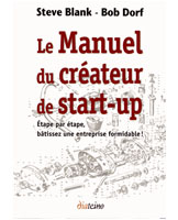 Manuel du créateur d'entreprise