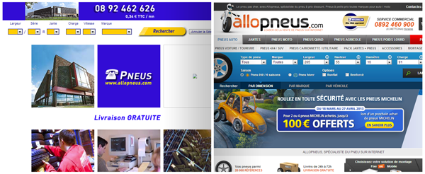 AlloPneu | 2003 - 2013