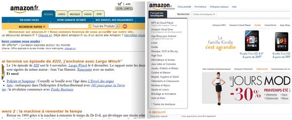 Amazon | 2000 - 2013