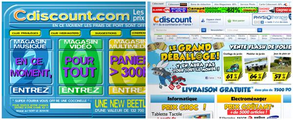 Cdiscount | 2000 - 2013