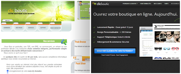 Clicboutic | 2005 - 2013