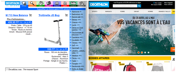Decathlon | 2001 - 2013