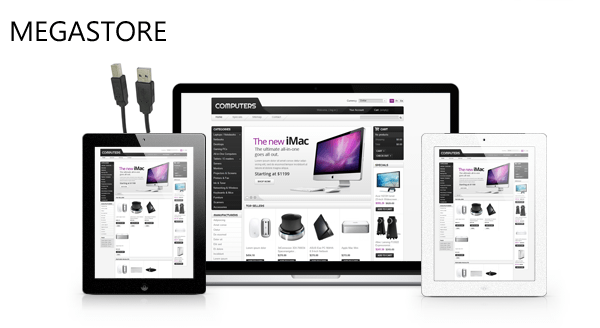 theme de design et template ecommerce