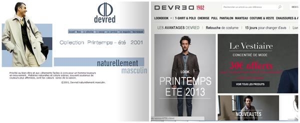 Devred | 2001 - 2013