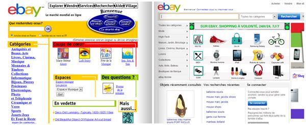 Ebay | 2001 - 2013