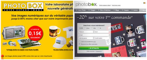 Photobox | 2004 - 2013