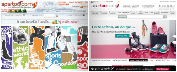 Spartoo | 2006 - 2013