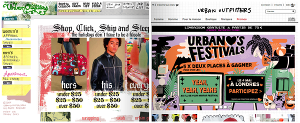 Urban Outfitter | 2005 - 2013
