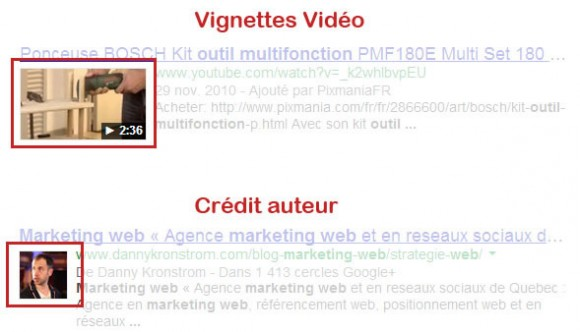 google-authorship-vignette-video-miniature-referencement