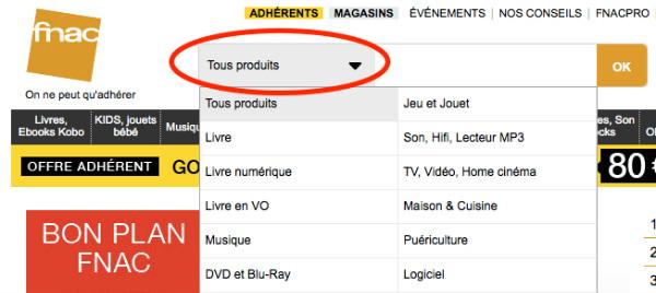 recherche-interne-categorie-produit-boutique-site-ecommerce