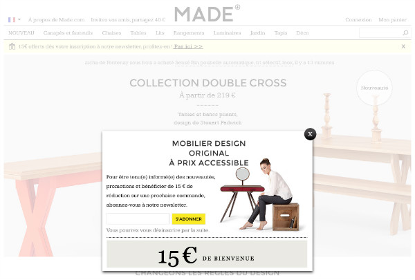 email-formulaire-ecommerce-newsletter-capture