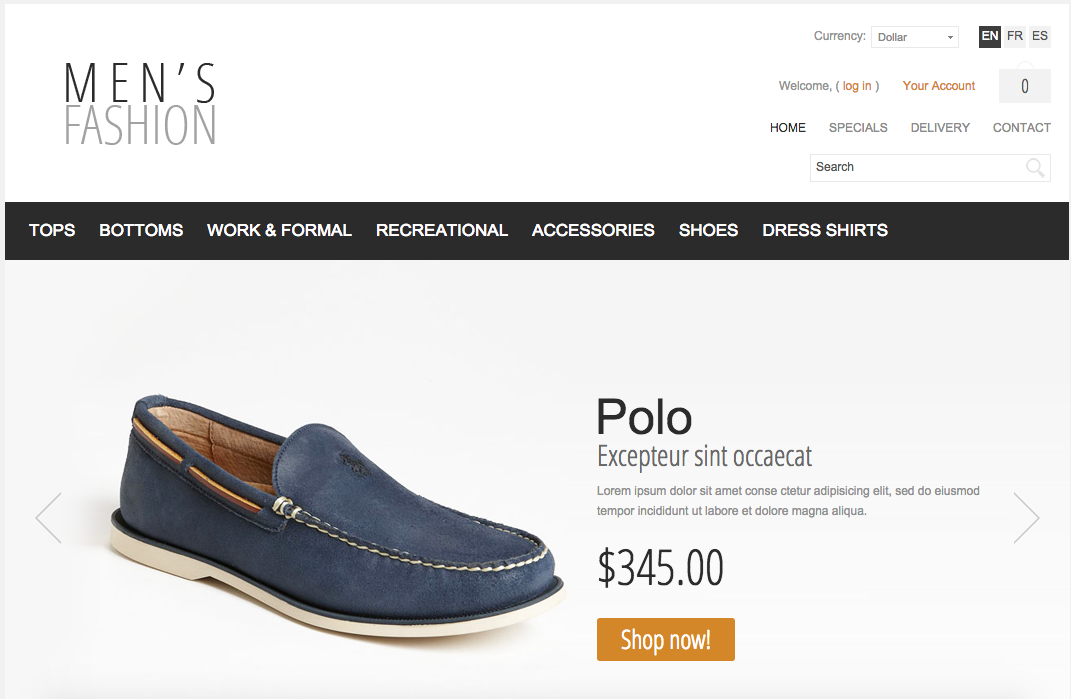 Comment choisir le template de son site e-commerce